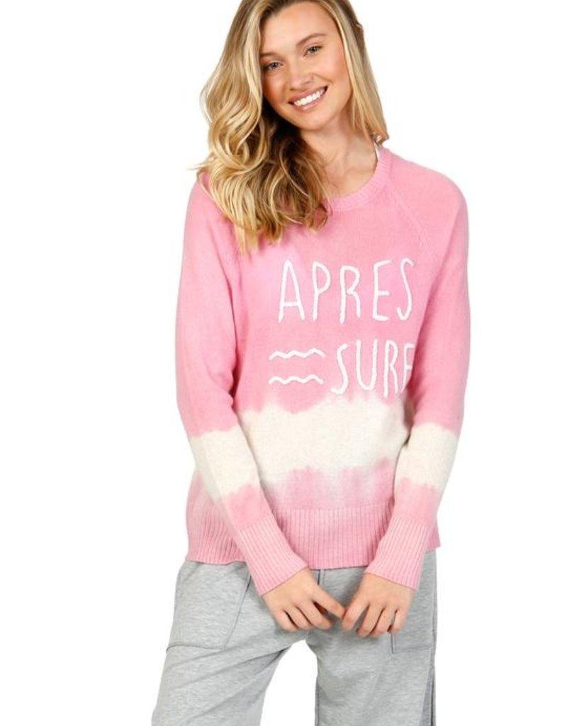 golden sun Apres Surf Sunset pink