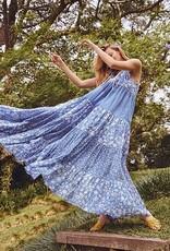 ROES GARDEN Sofia Ruffle Dress