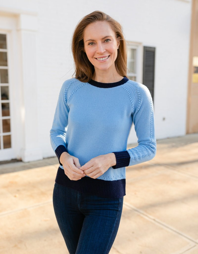 SAIL TO SABLE r2073 pom pom sweater