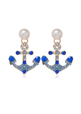 CB Designs Sailor Earrings