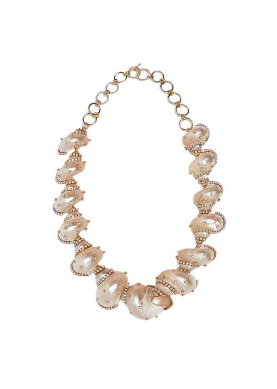 CB Designs Shell Necklace