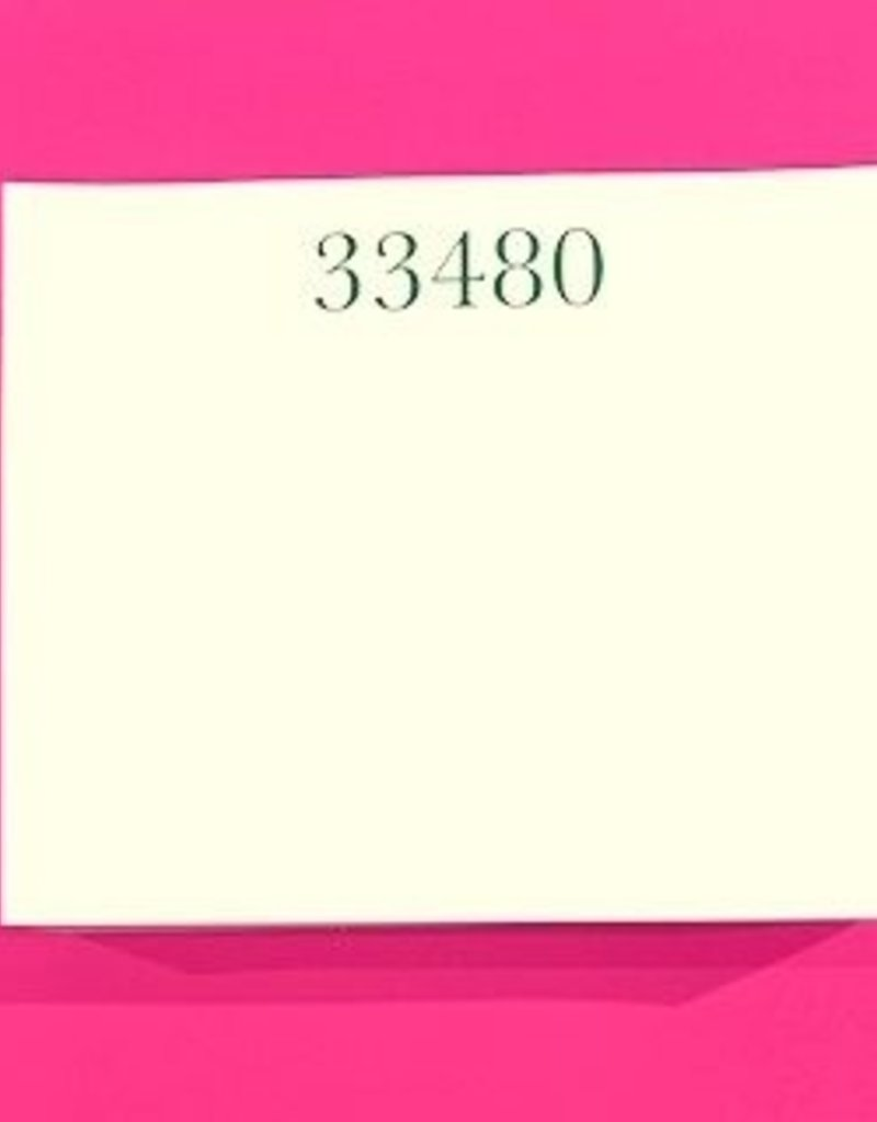 Note Pad 33480