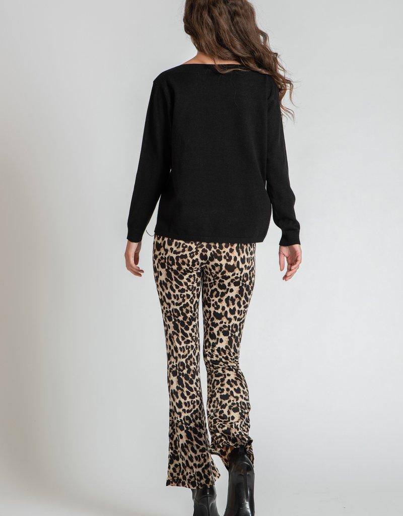 Muche et Muchette 1211 Hot Leopard Pants