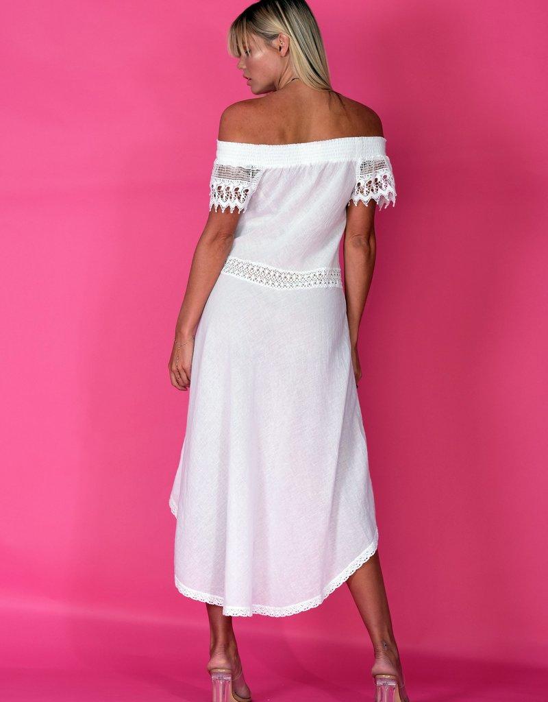 Muche et Muchette 1364CA Clio Eyelet Dress