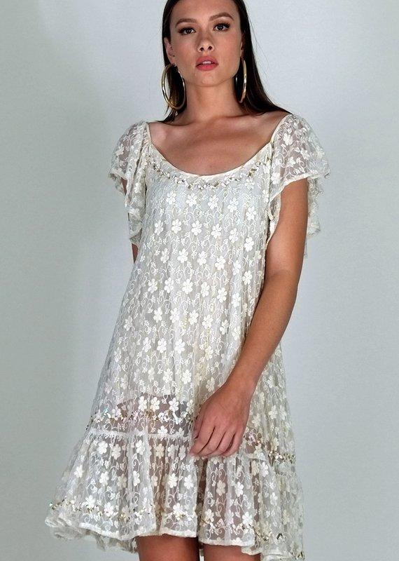 Muche et Muchette Faith All Lace Dress