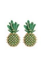 CB Designs pineapple earring