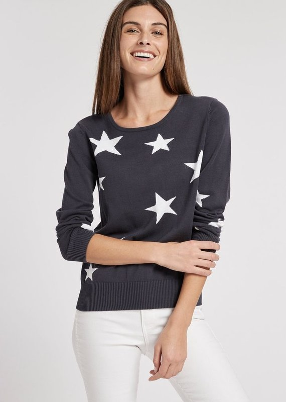 TYLER BOE Star Entarsia  sweater