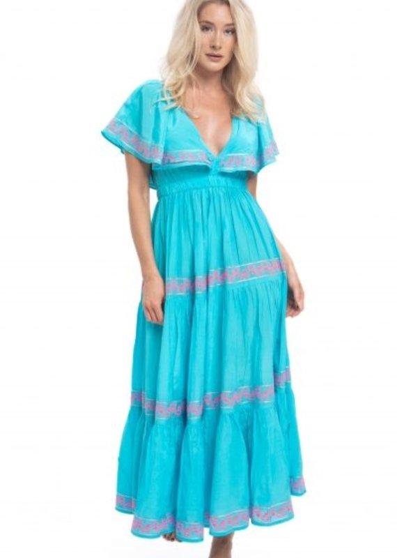 pranella Tilly Maxi dress