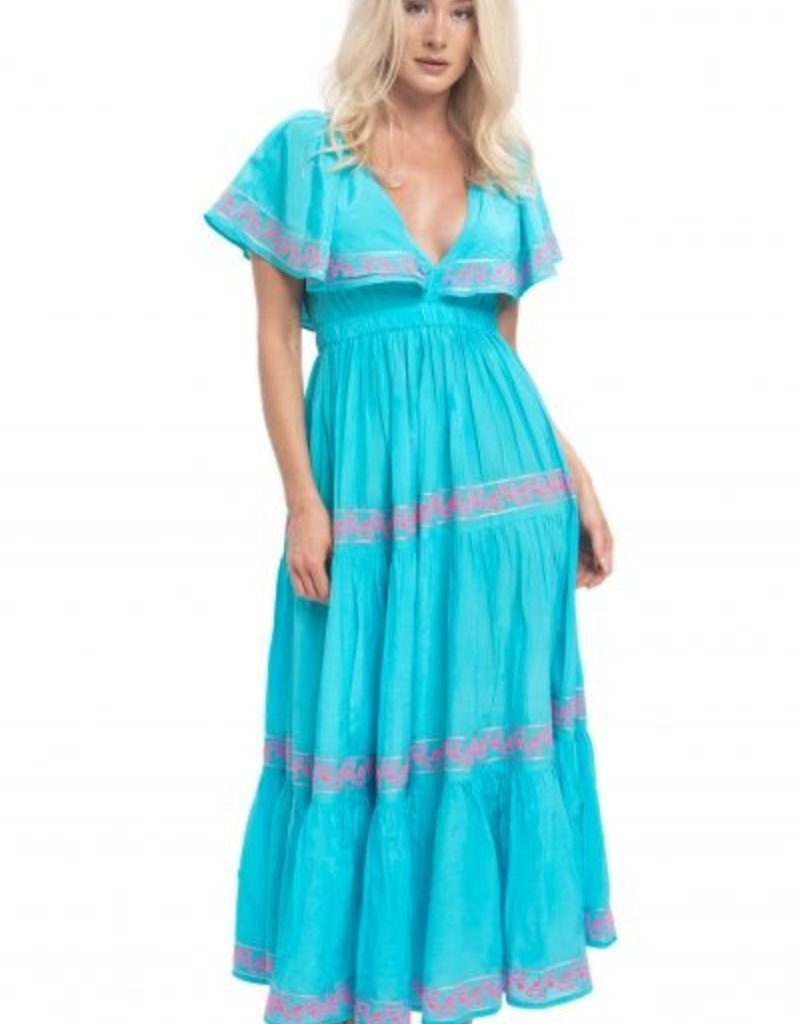 pranella Tilly Maxi dress
