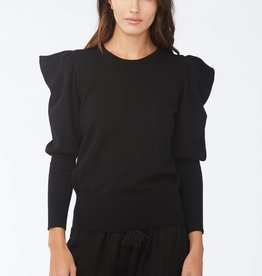 SUNDAYS NYC Plum Sweater