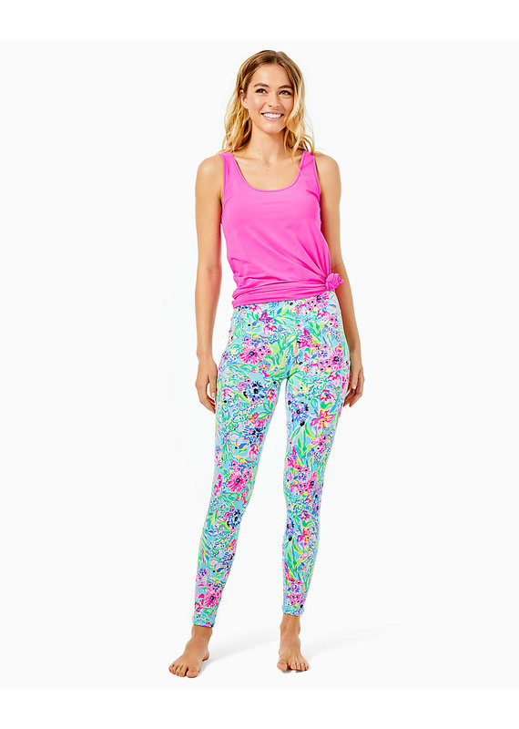 LILLY PULITZER WEEKENDER HIGH RISE LEGGIING