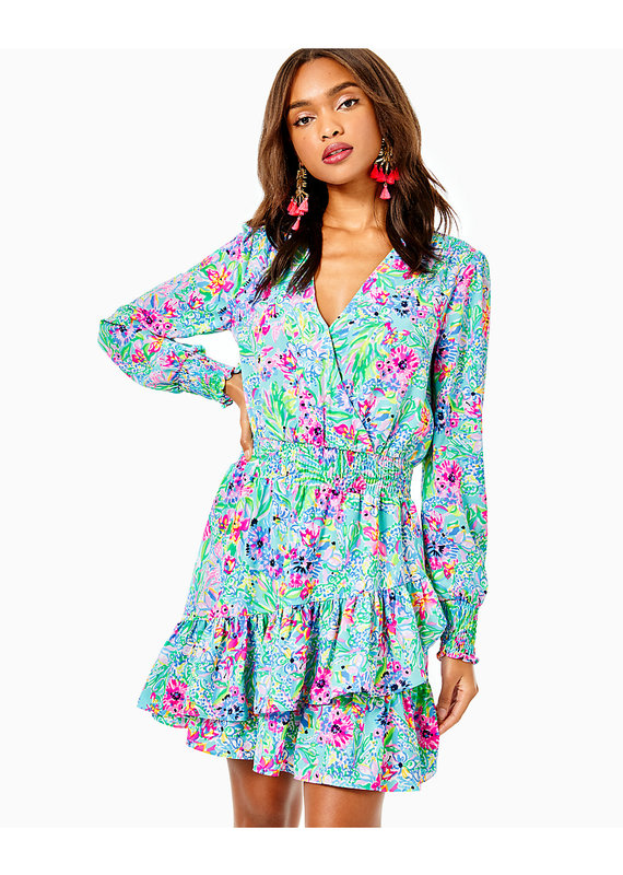 LILLY PULITZER CRISTIANA STRETCH DRESS