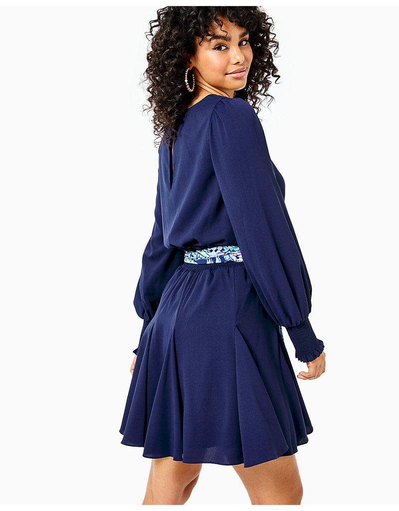 LILLY PULITZER S21 008210 LORELLA STRETCH DRESS
