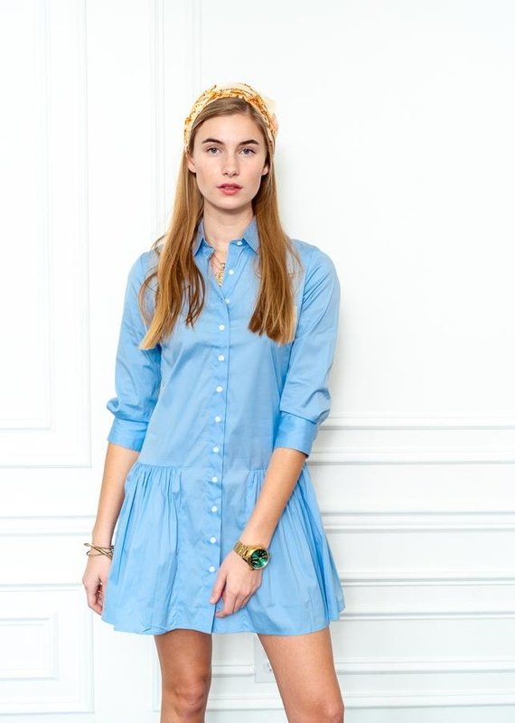 theshirt The-Shirt Drop waist shirt dress