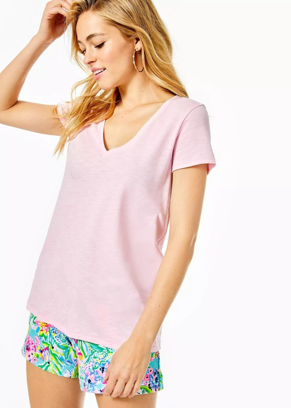 LILLY PULITZER Etta V- neck