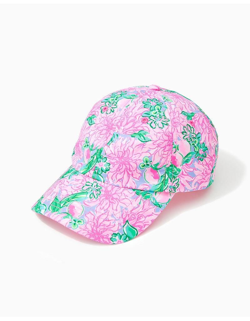 LILLY PULITZER S21 000370 RUN AROUND HAT