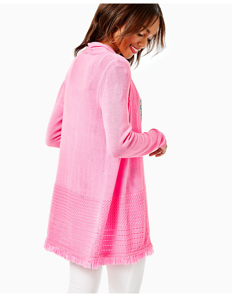 LILLY PULITZER S21 004655 NOBLE CARDIGAN