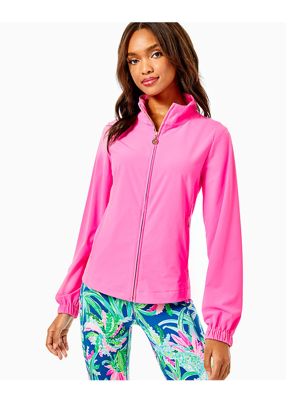 LILLY PULITZER SANYA PERFORMANCE JACKET
