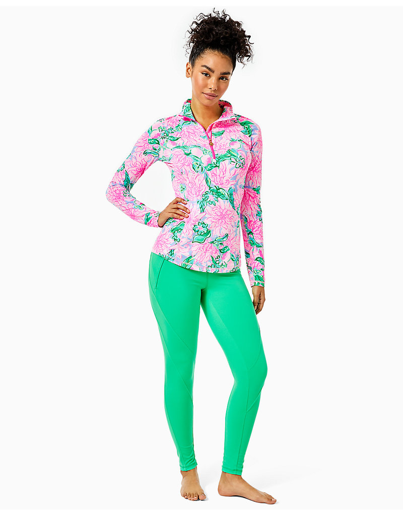 LILLY PULITZER S21 007535 WEEKENDER HIGH RISE LEGGING