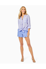 LILLY PULITZER S21 002061 SEA VIEW BUTTON DOWN