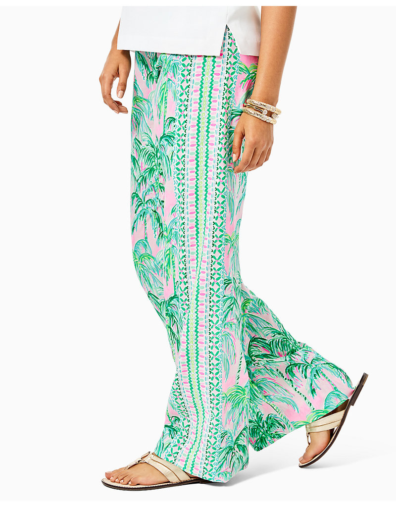 LILLY PULITZER S21 006335 BAL HARBOUR PALAZZO
