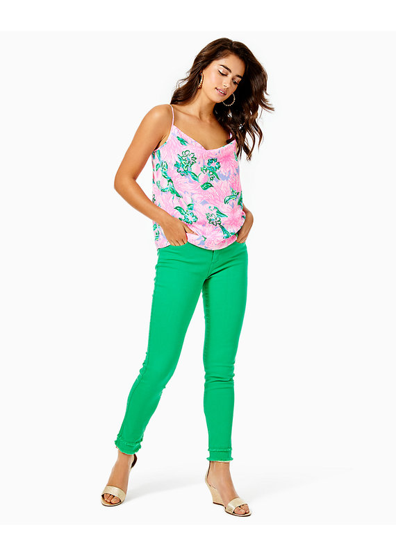 LILLY PULITZER SOUTH OCEAN HIGH RISE SKINNY
