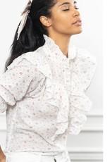 theshirt Jill ruffle shirt