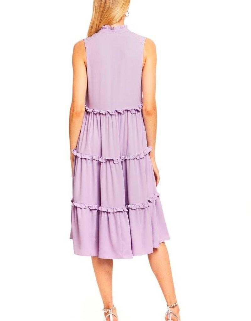 AMANDA UPRICHARD mo-21297 Wilma Dress