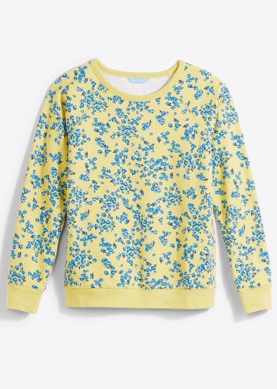 Natalie Sweatshirt in Cherry Blossom