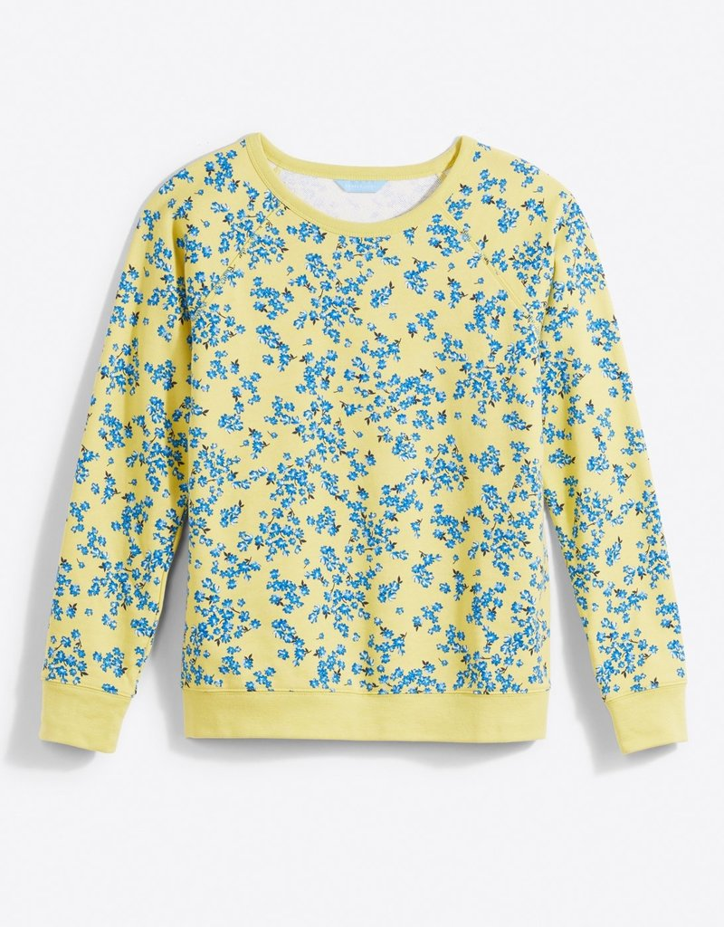 DRAPER JAMES tok0370 sweatshirt cherry blossom