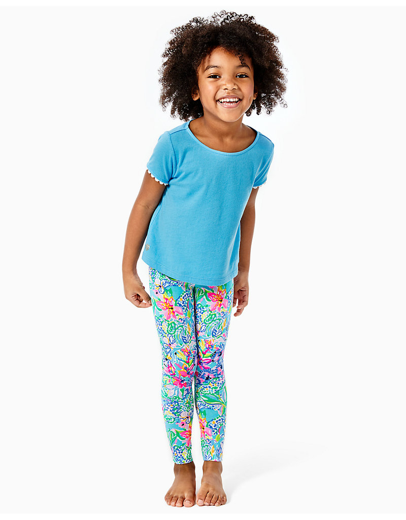 LILLY PULITZER S21 002445 MAIA LEGGING
