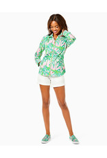 LILLY PULITZER S21 004884 LEONA UPF 50+ ZIP-UP