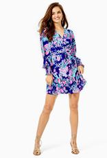LILLY PULITZER S21 007978 ROSIE STRETCH DRESS