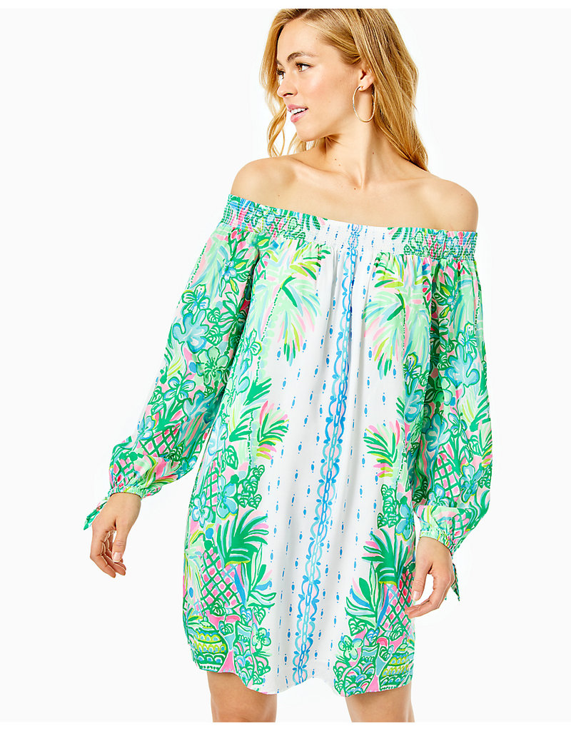 LILLY PULITZER S21 007934 MARYELLEN DRESS