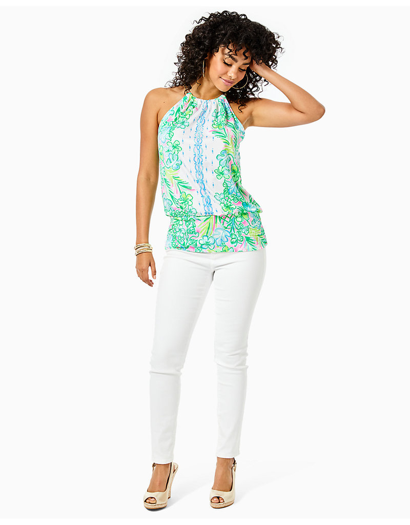 LILLY PULITZER S21 002720 BOWEN TOP