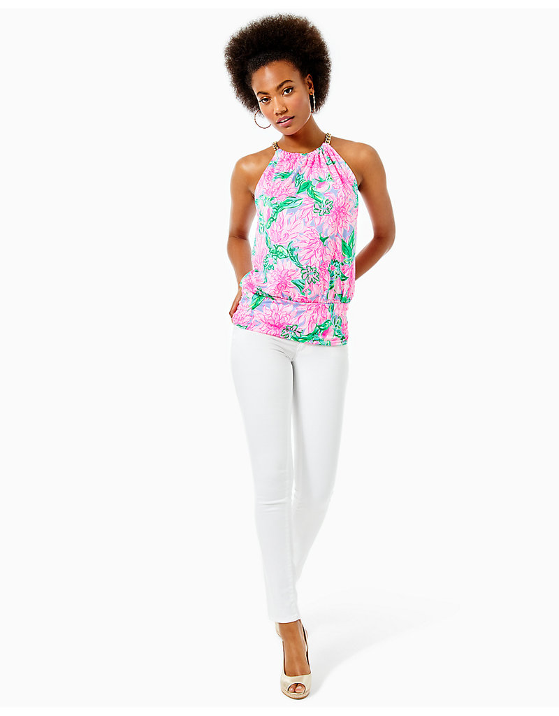 LILLY PULITZER S21 008575 BOWEN TOP