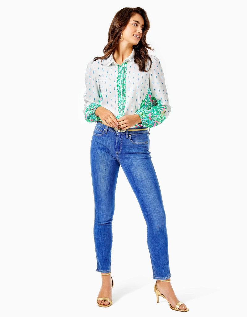 LILLY PULITZER S21 008251 TAVIA TOP