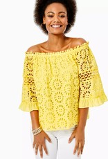LILLY PULITZER S21 007972 LAURENNE TOP