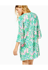 LILLY PULITZER S21 005601 HOLLIE TUNIC DRESS