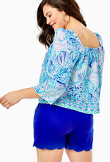 LILLY PULITZER S21 005644 LIZZIE TOP