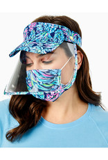 LILLY PULITZER S21 008204 IN THE SHADE VISOR