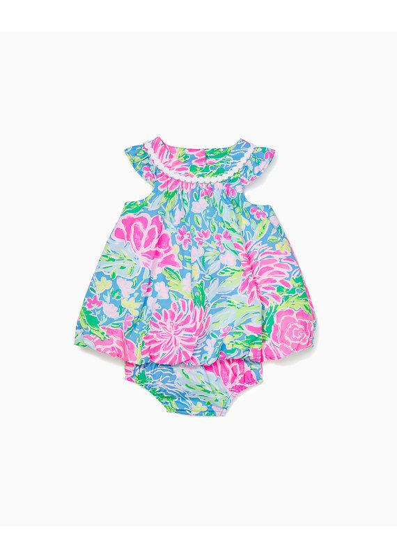 LILLY PULITZER BABY PALOMA BUBBLE DRESS