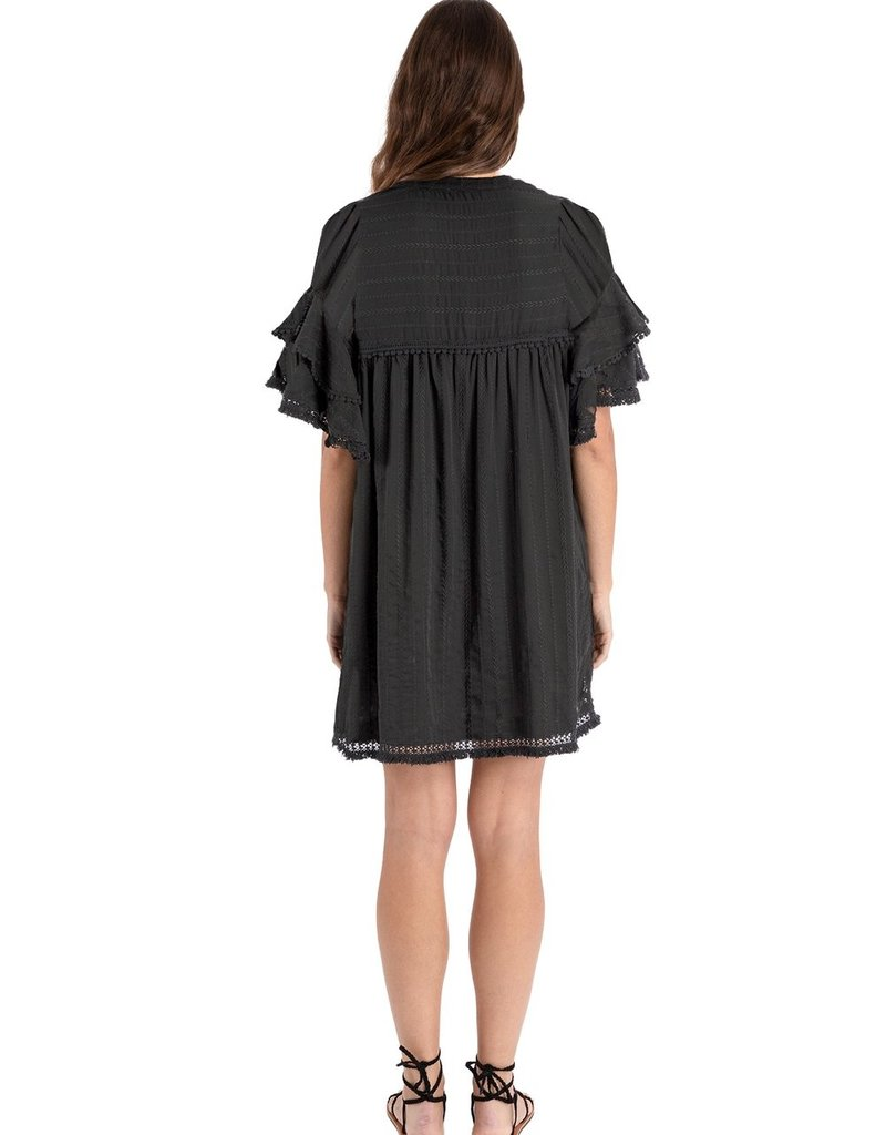 allison NY sa21001ja embroidered dress