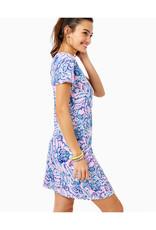 LILLY PULITZER S21 005627 SHORT SLEEVE ESSIE DRESS