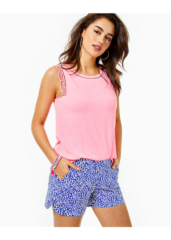 LILLY PULITZER OCEAN VIEW SHORT