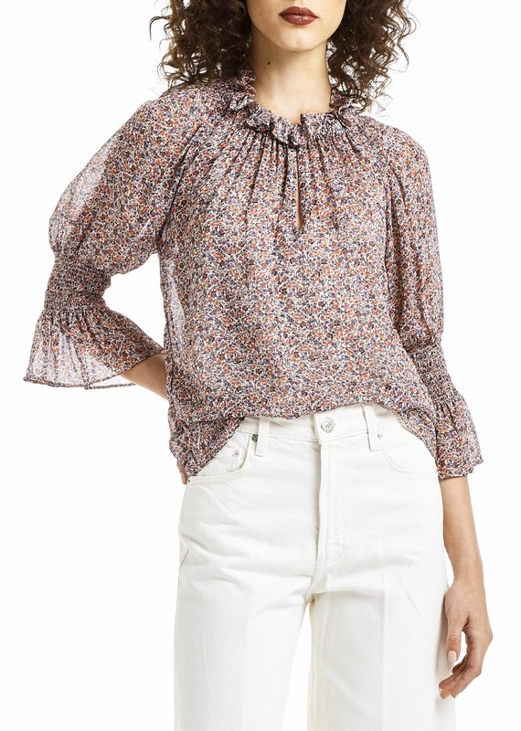 secret mission Lovell blouse
