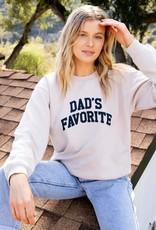 w4049 dads fave sweatshirt