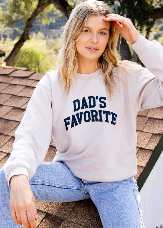 Dads favorite sweatshirt