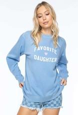 w4049 fave daughter sweatshirt
