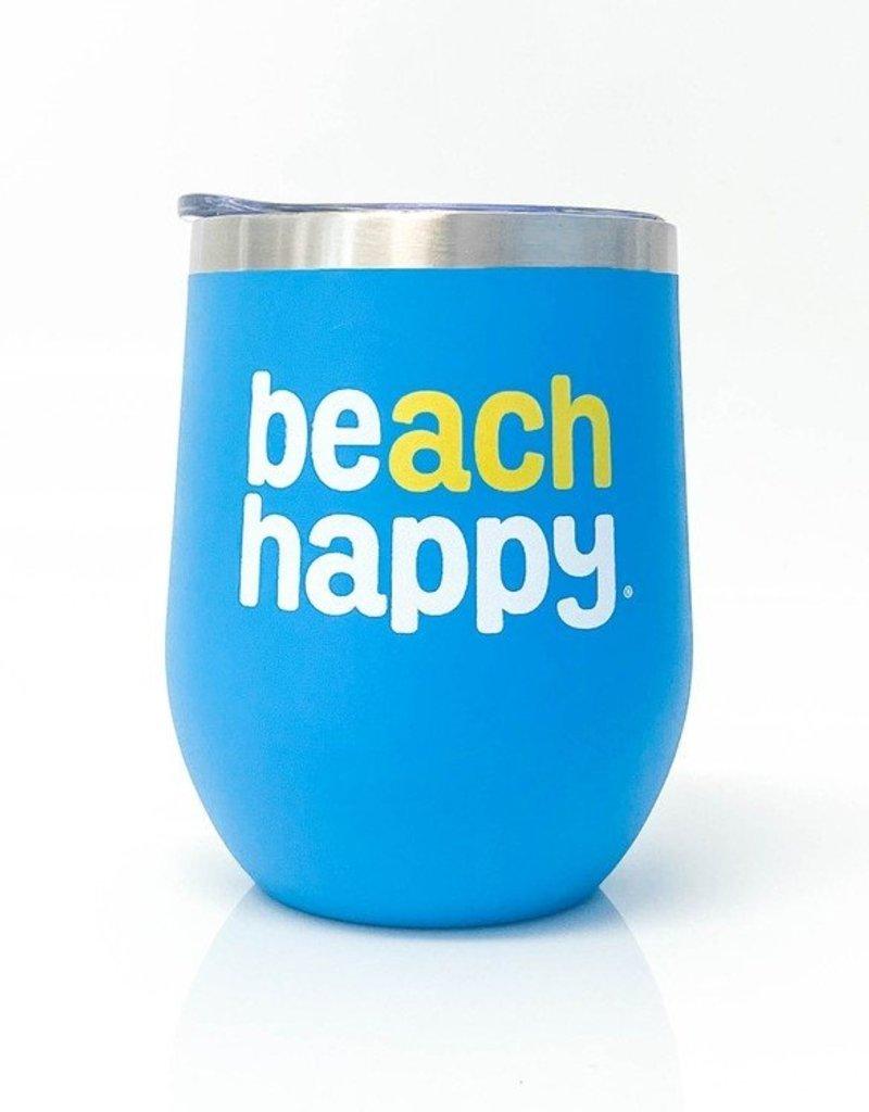 Wine Beach happy